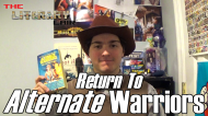 The Literary Lair: Return To Alternate Warriors