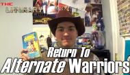The Literary Lair: Return To AlternateWarriors