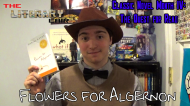 The Literary Lair: Flowers For Algernon