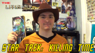 The Literary Lair: Star Trek – Killing Time