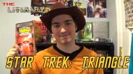 The Literary Lair: Star Trek –Triangle