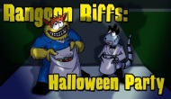 Rangoon Riff: Halloween Party