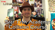 The Literary Lair: Star Trek Academy – Collision Course