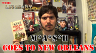 The Literary Lair: M*A*S*H Goes to New Orleans