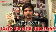The Literary Lair: M*A*S*H Goes to NewOrleans