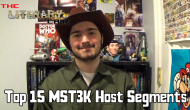 The Literary Lair: Top 15 MST3K Host Segments