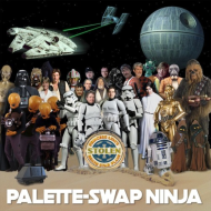 "First Listen: Palette Swap Ninja ""Princess Leia's Stolen Death Star Plans"" Album Review"