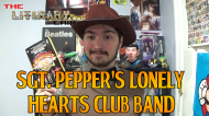 The Literary Lair: Sgt. Pepper's Lonely Hearts Club Band