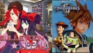 Kingdom Hearts 3! Oh Mah Gawd Hype! (D23 Recap) – Bulletoon Weekly