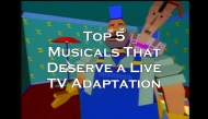 Know the Score: Top Five Musicals That Deserve a Live TV Adaptation
