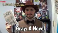 The Literary Lair: Gray
