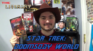 The Literary Lair: Star Trek: The Next Generation – Doomsday World
