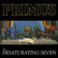 "Primus ""The Desaturating Seven"" Album Review"