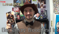 The Literary Lair: Elementary- Blood andInk