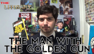 The Literary Lair: The Man with the Golden Gun