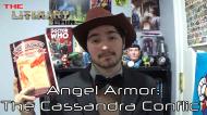 The Literary Lair: Angel Armor – The Cassandra Conflict
