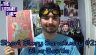 The Literary Lair: Short Story Sanctuary #2 – Blue Beetle