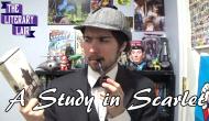 The Literary Lair: A Study inScarlet