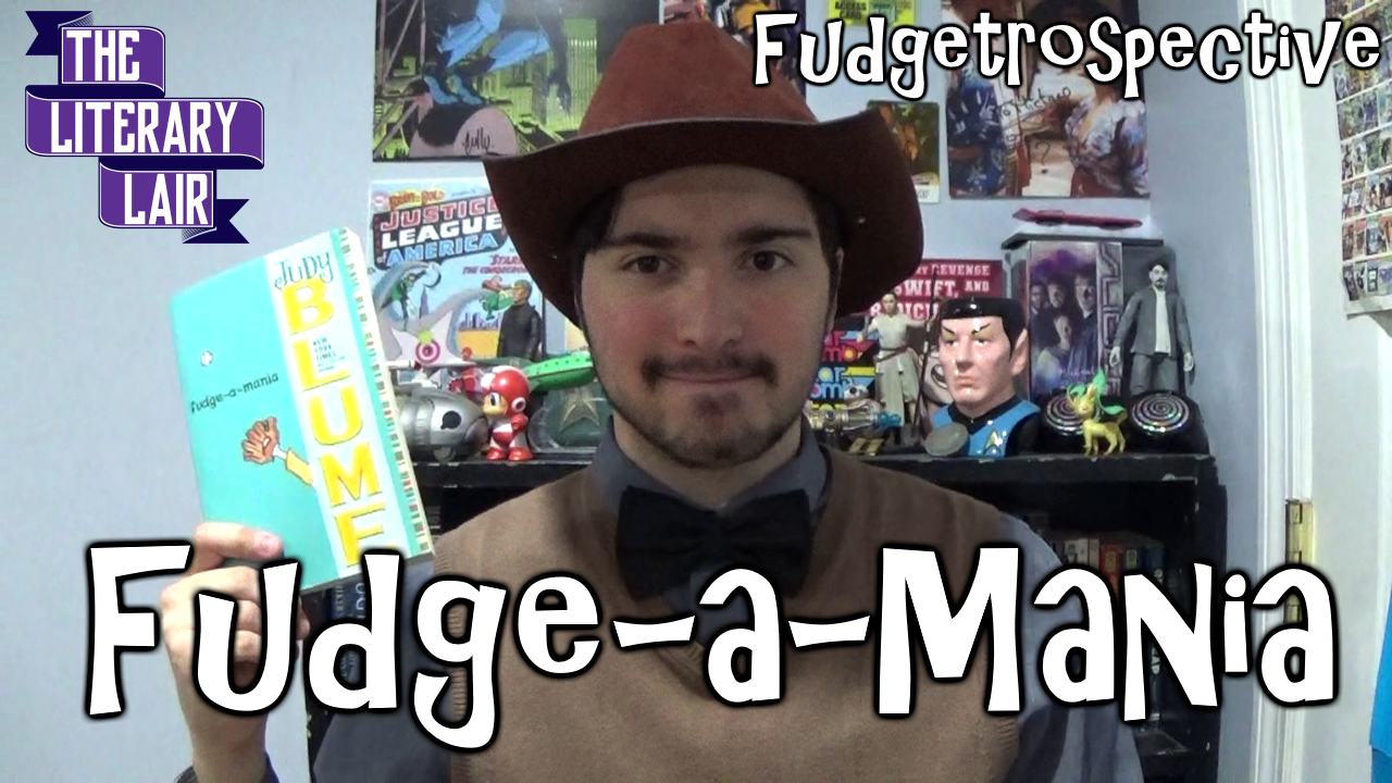 The Literary Lair: Fudge-a-Mania (Fudgetrospective Week 3)