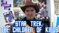 The Literary Lair: Star Trek – Children of Kings