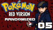 Pokémon Red Randomizer #5 – Chariot Bridge