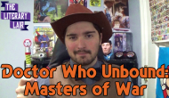 The Literary Lair: Doctor Who Unbound: Masters of War