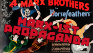 Horse Feathers (1932) Review | Marx-ist Propaganda