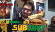 Subway Brought Back the McRib?! | Michael Tries