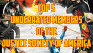 My Top 5 Underrated Justice Society of America Members