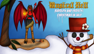 Musical Hell: Rudolph and Frosty's Christmas inJuly